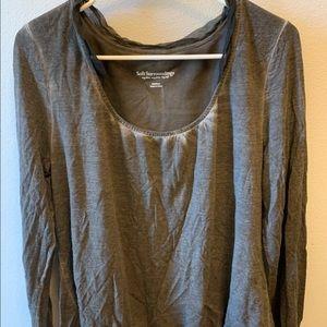Soft Surroundings Long Sleeve Shirt